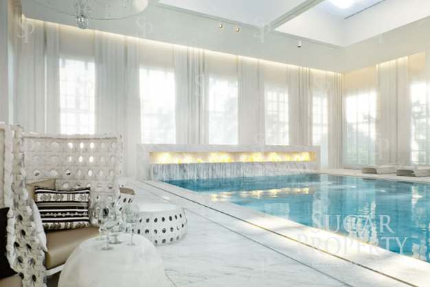 42. Knightsbridge Private park Найтсбридж Приват Парк, ЖК