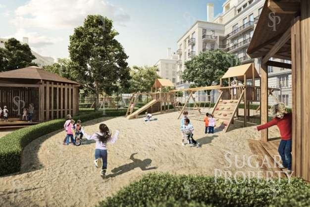 40. Knightsbridge Private park Найтсбридж Приват Парк, ЖК