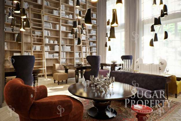 13. Knightsbridge Private park Найтсбридж Приват Парк, ЖК