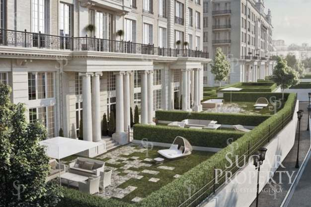 24. Knightsbridge Private park Найтсбридж Приват Парк, ЖК