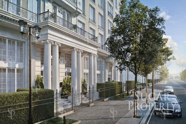 23. Knightsbridge Private park Найтсбридж Приват Парк, ЖК