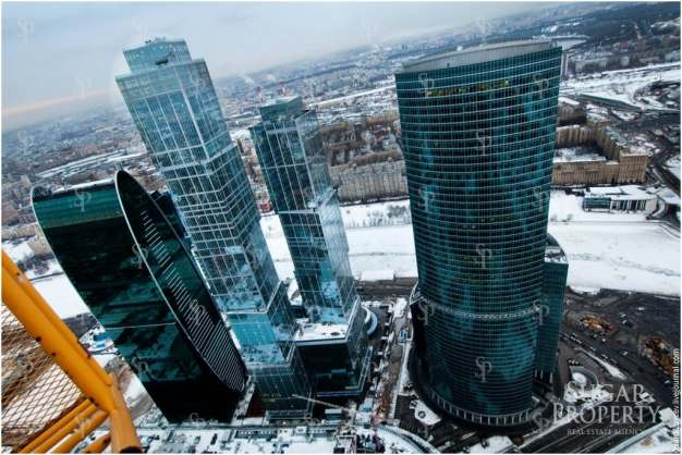 2. Eurasia Tower Башня Евразия, МФК
